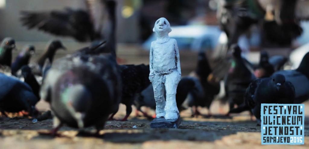 Everyman-ov dan sa golubovima, Baščaršija